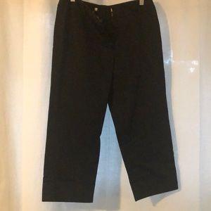 Katherine Barclay Capri dress pants